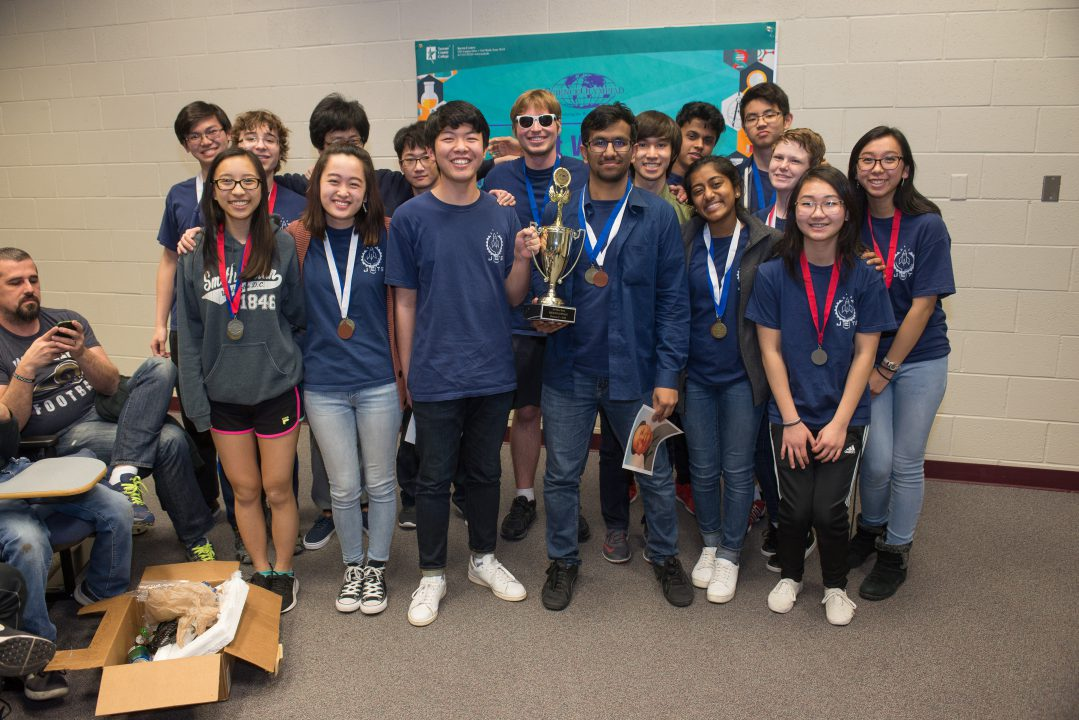 TCC South Hosts Another Successful Science Olympiad - TCC News