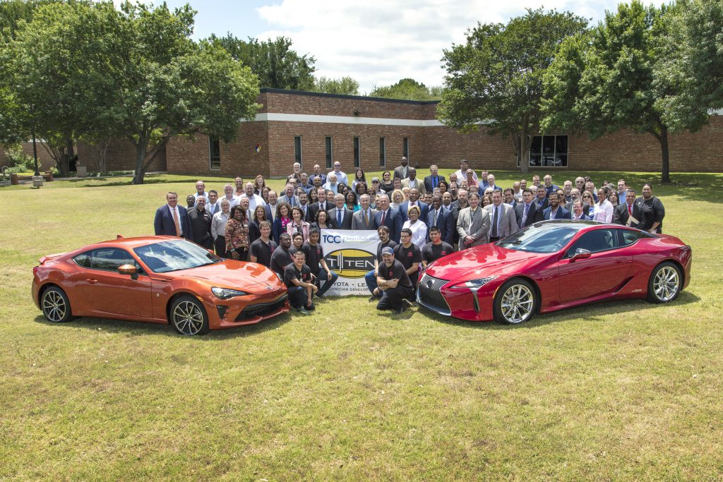 Toyota Dealerships In Mississippi >> TCC South names Gulf States Toyota outstanding community partner - TCC News