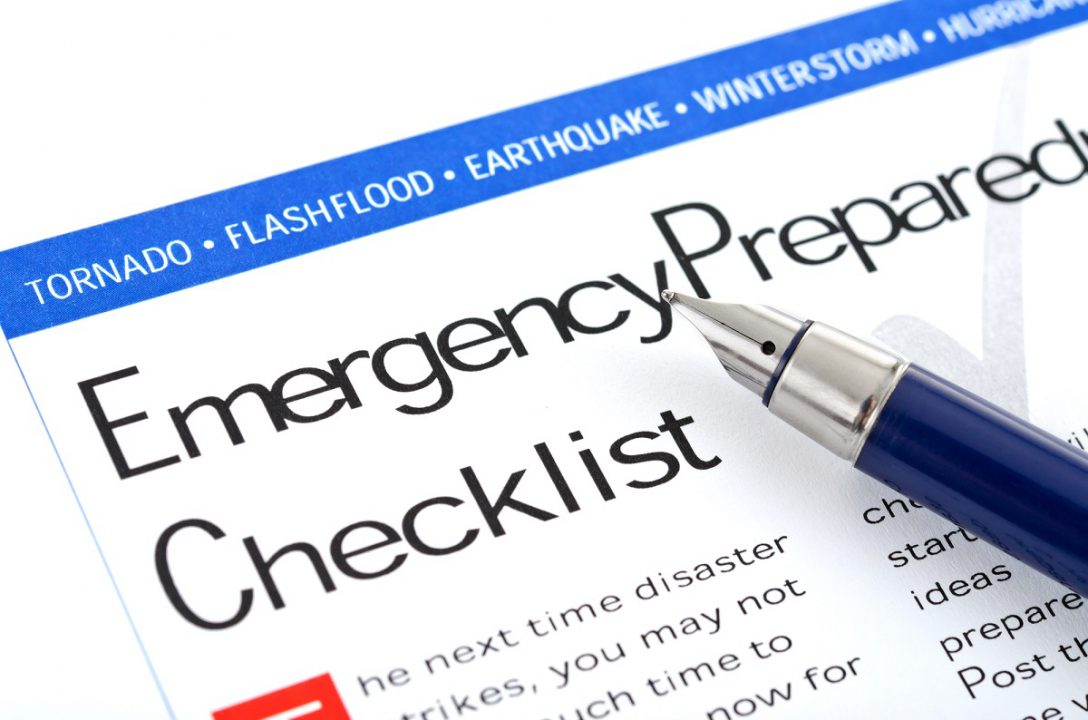 Prepare Now – September is National Preparedness Month - TCC