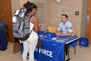 NW Military Careers and Veterans Fair 3