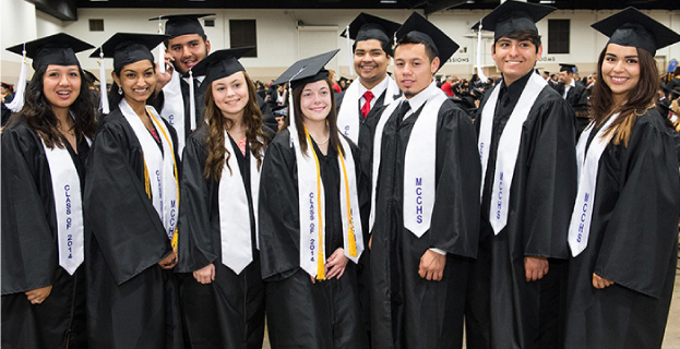 Early College High School Students Earn College Degrees