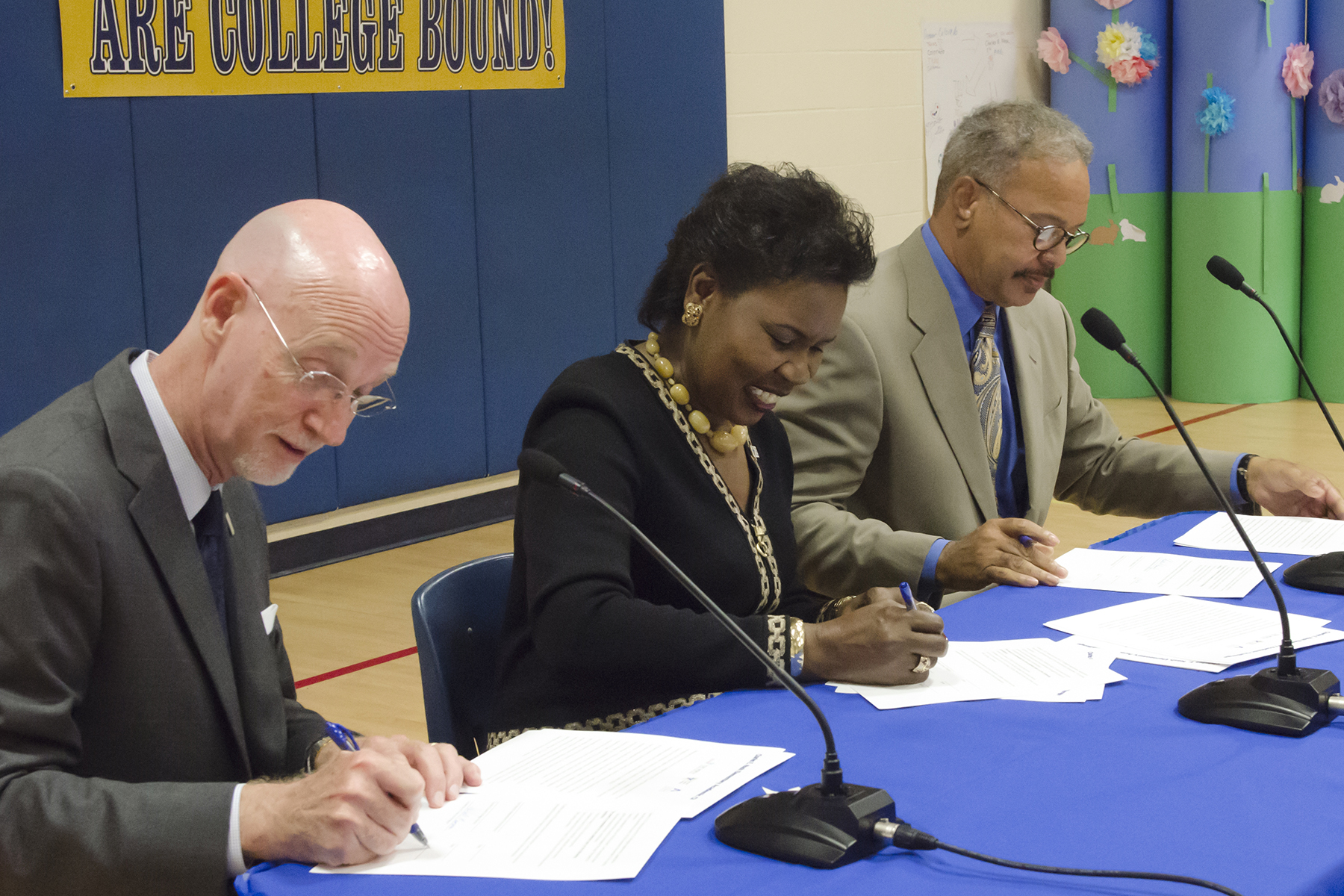 Agreement Provides Students Free College Education as TCC