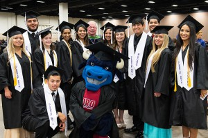 TCC Graduation, Fort Worth Convention Center, May 2014