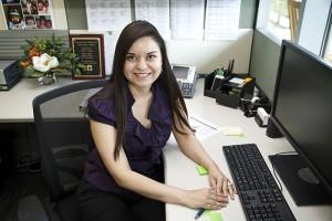 TCC's Graduate Outreach Specialist Ami Dominguez