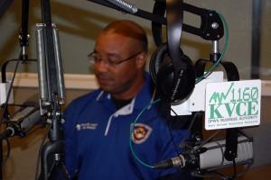 NW CIES Vice President Arrick Jackson