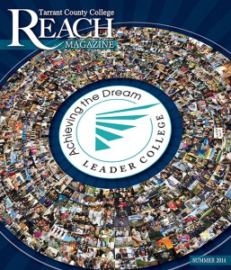 REACH magazine cover