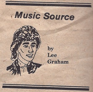 Graham sketch as columnist