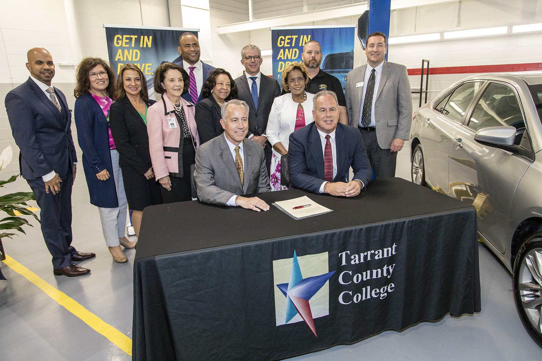 Partnership helps address critical skills gap in the automotive industry