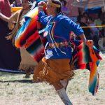 Mashpee Wampanoag Indian Powwow, Mashpee, Massachusetts, July 2010 Courtesy National Library of Medicine/Bryant Pegram